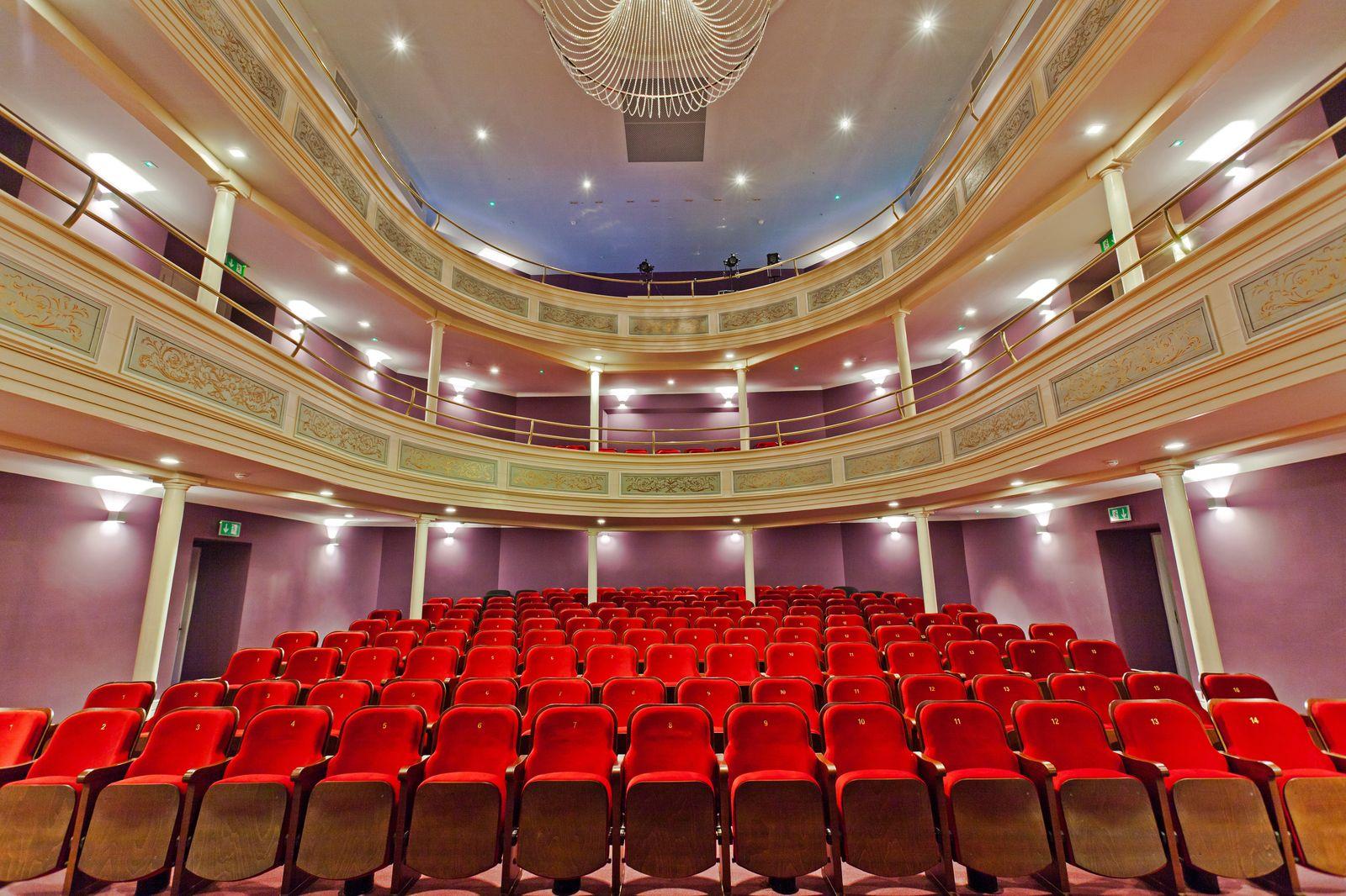 Theatre TEATR STARY, Bolesławiec